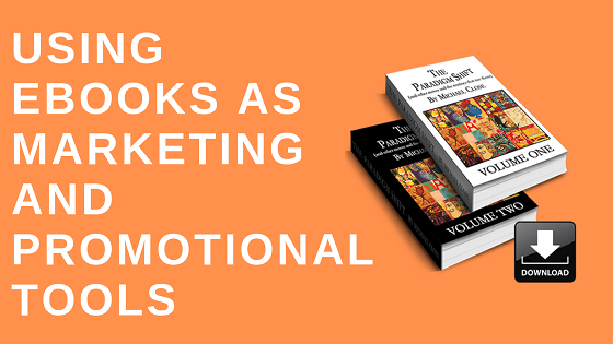 eBooks as marketing and promotional tools